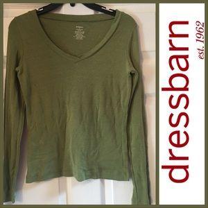 🆕NWOT Dress Barn Women's Long-sleeve Top